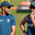 Faf out; AB takes over