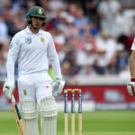 De Kock, Amla push lead past 200