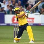Afridi blasts first-ever T20 ton