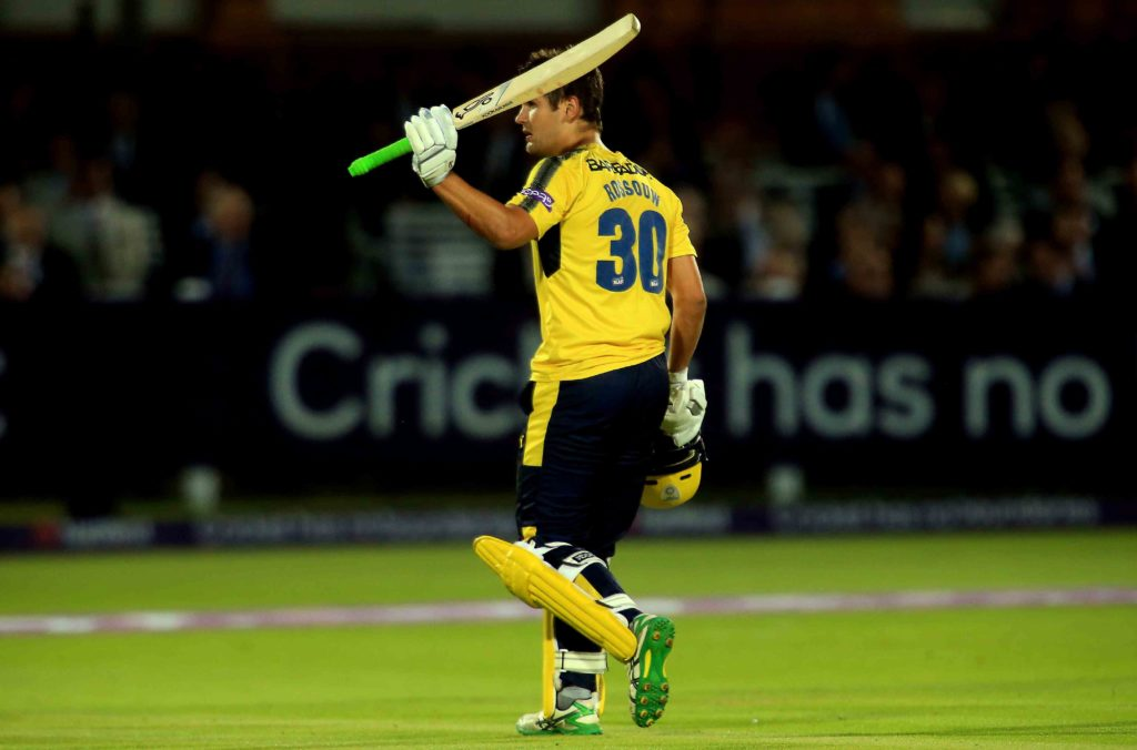 Rossouw's 58 not enough for Riders