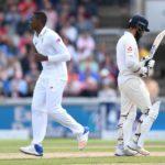 England get 362, Elgar departs
