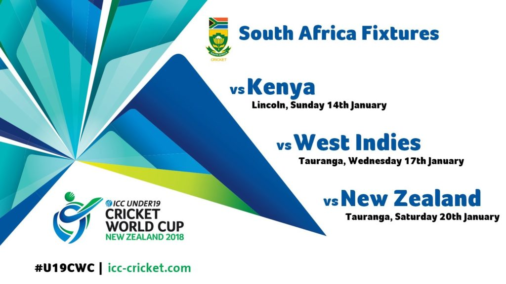 SA draw World Champions in U19 WC