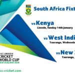 SA draw World Champions in U19 WC