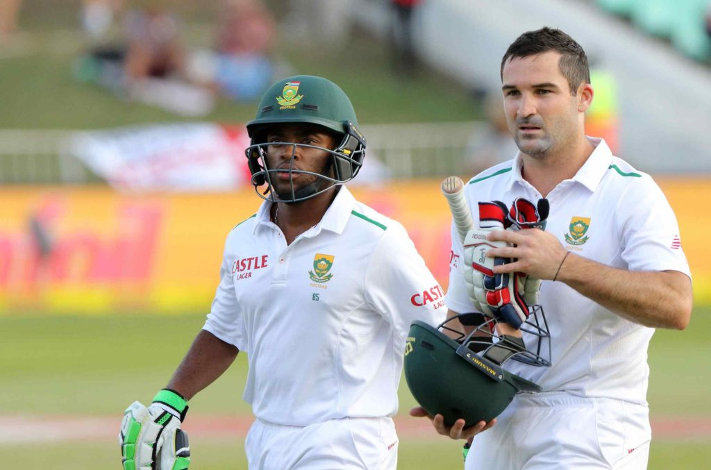 Bavuma has the best game plan – Elgar