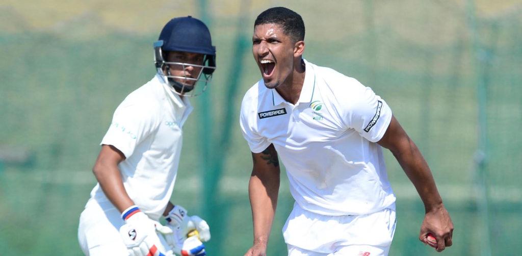 Piedt, Hendricks three-fors stun India A