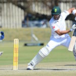 SA A reach 258-5 on day one