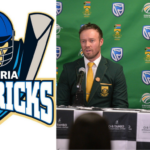 Domingo appointed Pretoria Mavericks coach