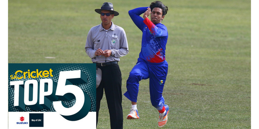 Top 5: Africa T20 Cup talents