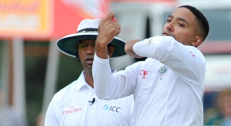 SA A crumble as India A draw series
