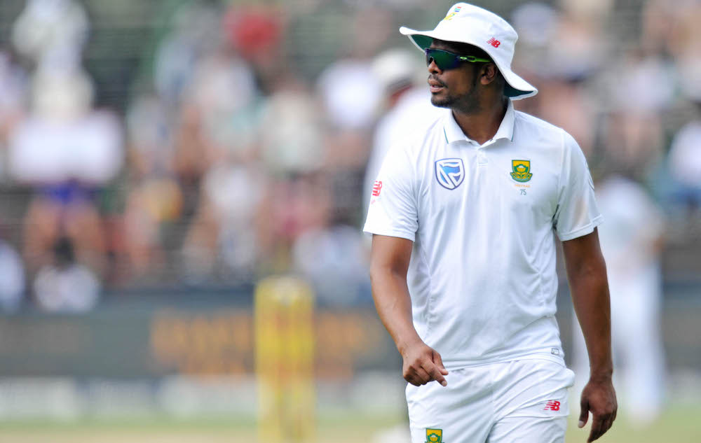 Philander to return for second Test