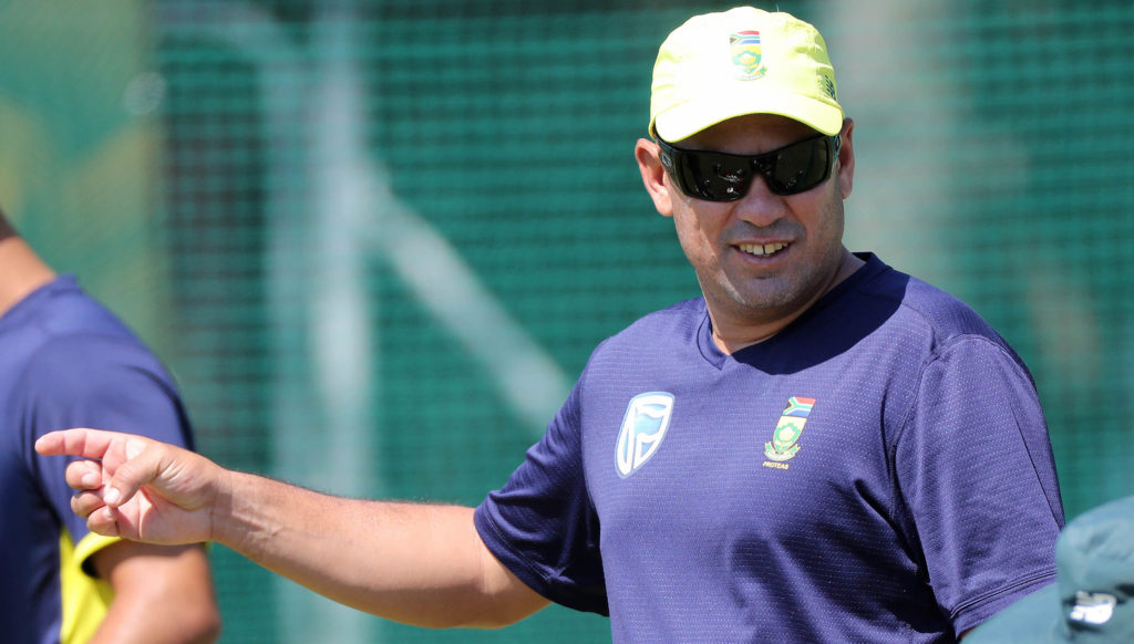 Domingo defends poor SA A results