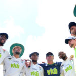 Points pile up in Sunfoil Series