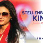 Zinta unveils Stellenbosch Kings