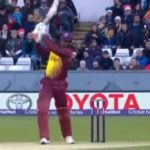 Gayle reaches 100 T20I sixes