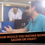 Kohli or Tendulkar?