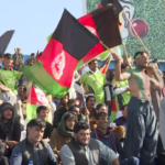 Violence won't stop Afghanistan fans