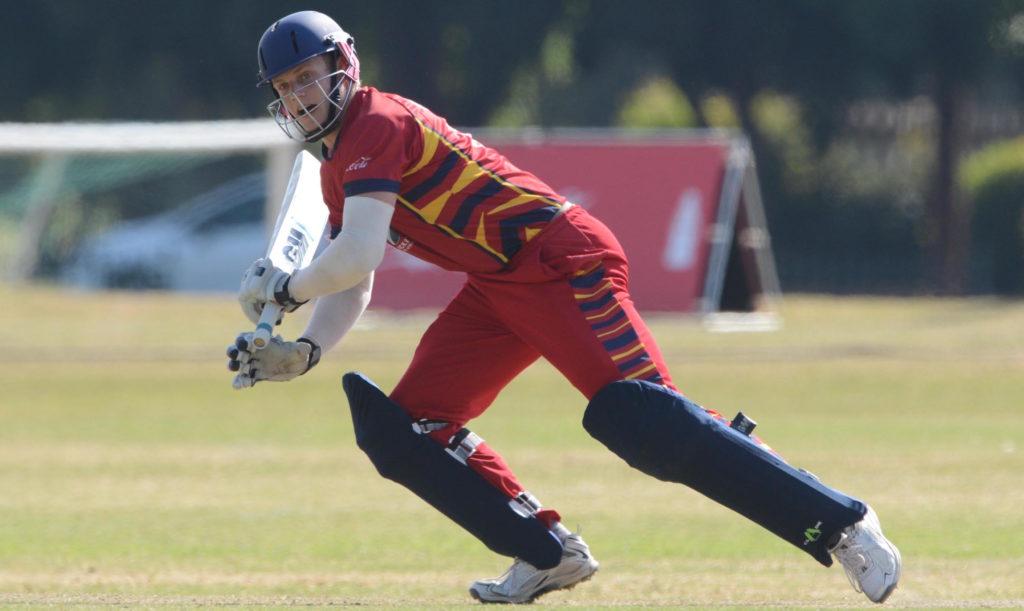 Rickelton outshines Pillay in Gauteng win