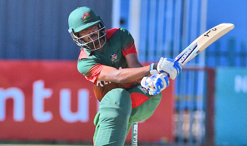 Patel sparks Kenya's opening win