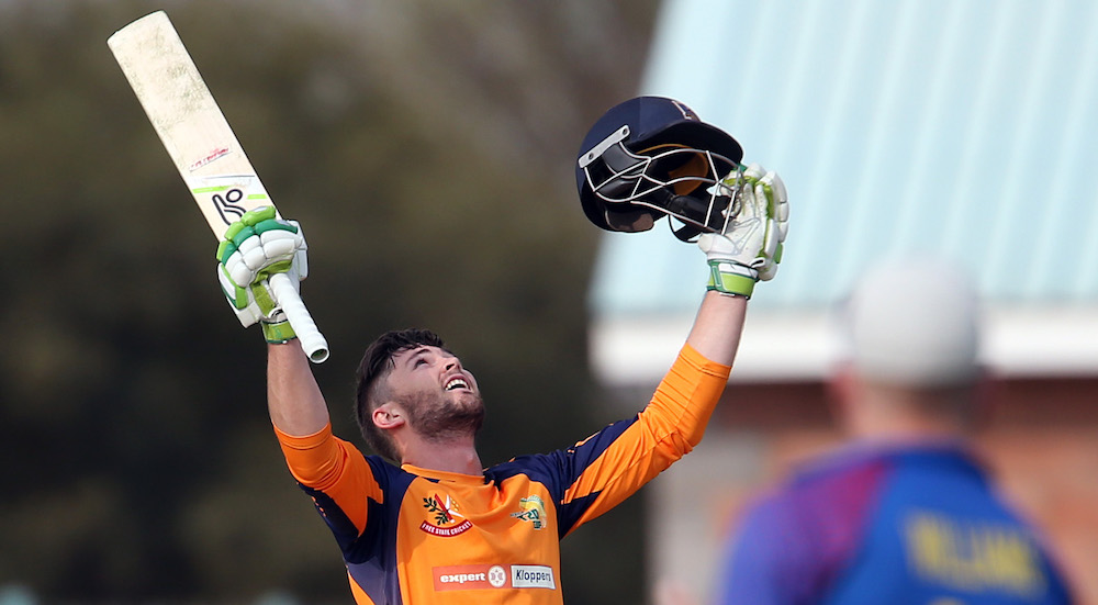 Gous smashes Free State into final