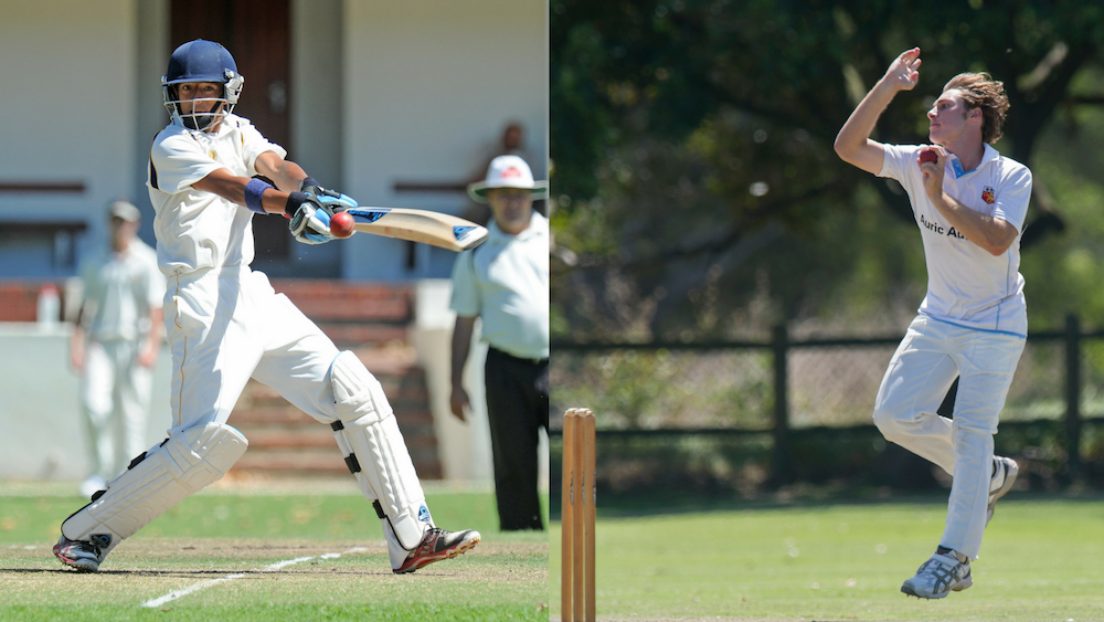 Honours even as youth prevails