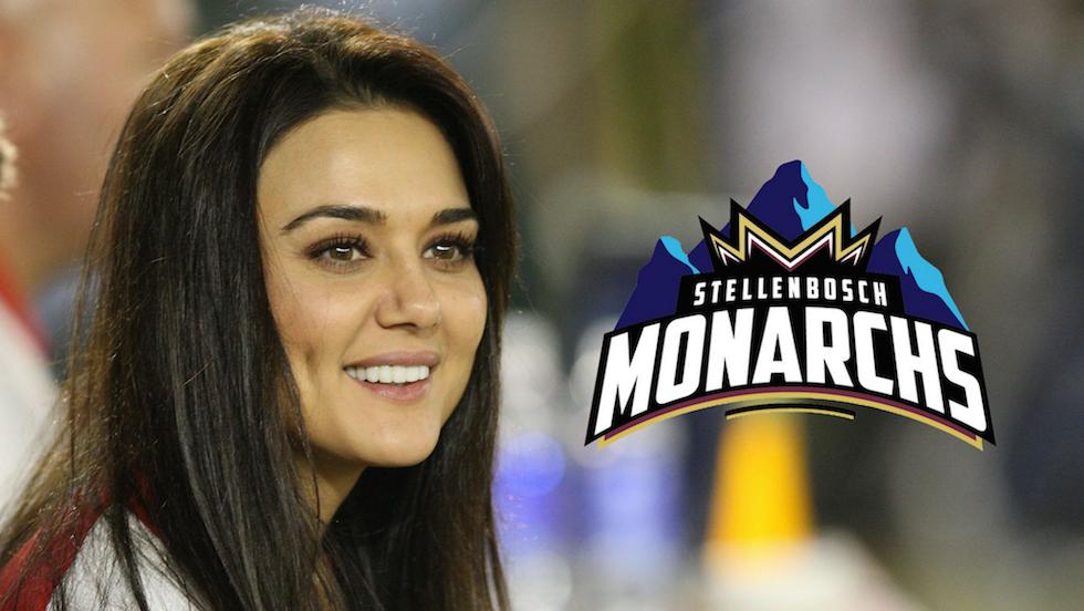 Zinta confirmed as Monarchs owner