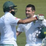 Elgar leads Proteas domination