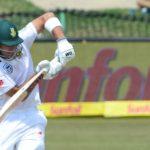 Markram denied debut hundred