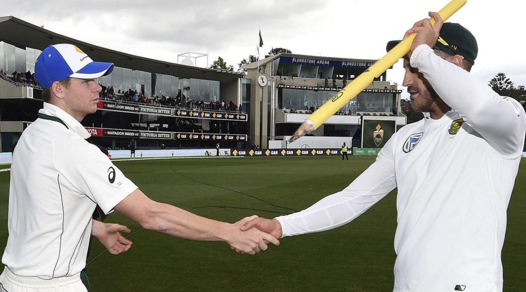 Proteas set for Test 'league'