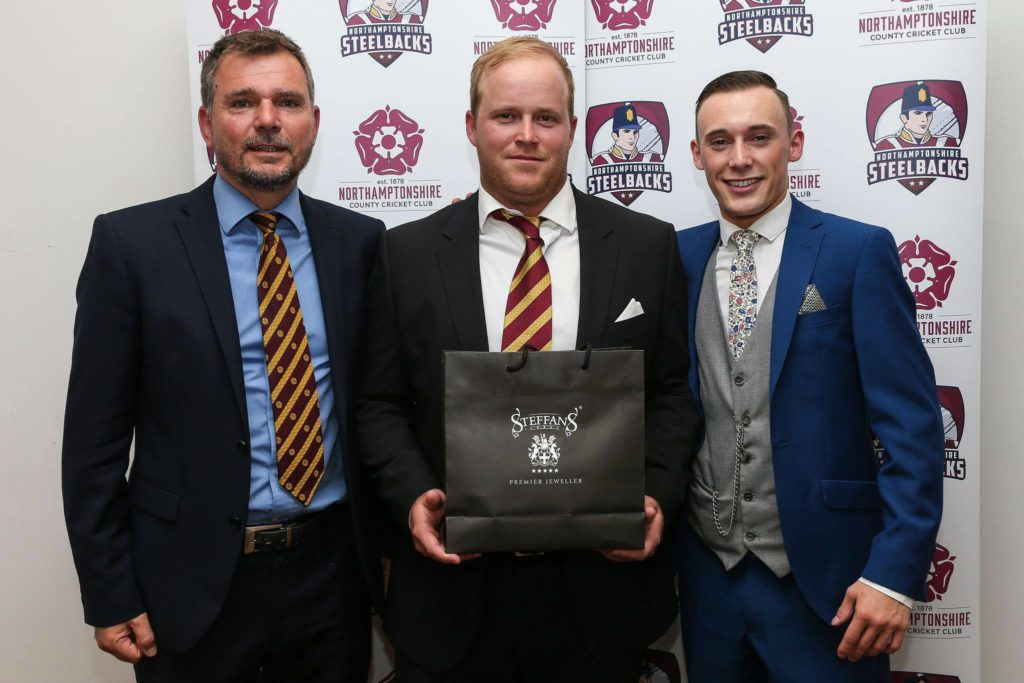 Levi bags four at Northants awards