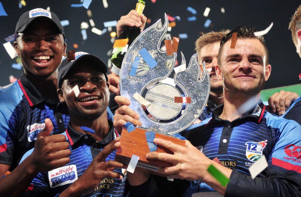 Proteas set for T20 Challenge