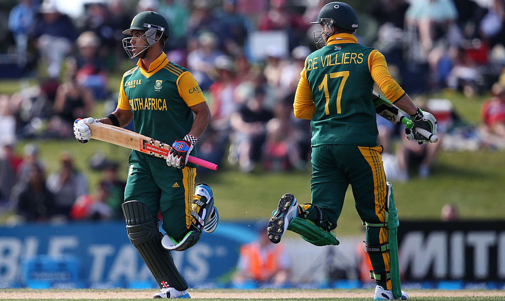 AB to play in JP-led SA Invitation XI