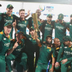 SA post 438-4 against India