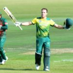 Miller powers SA to series win