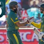 Top 5: SA ODI partnerships