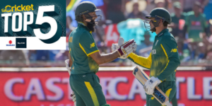 Top 5: SA ODI partnerships