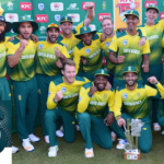 Top five T20 series moments