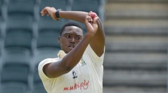 Ngidi debuts as Proteas bat
