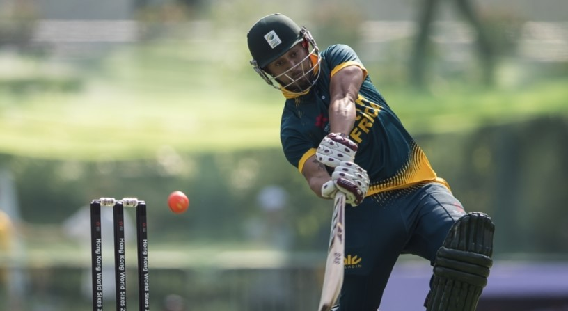 South Africa repeat Sixes triumph