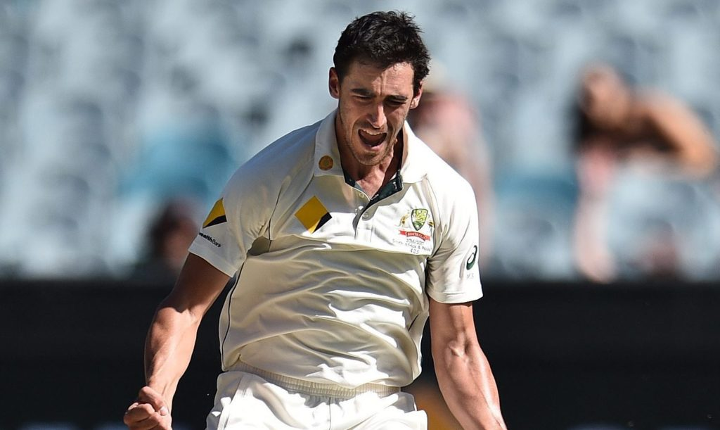 Starc shines as Root folds