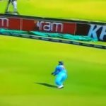 Shamsi's screamer