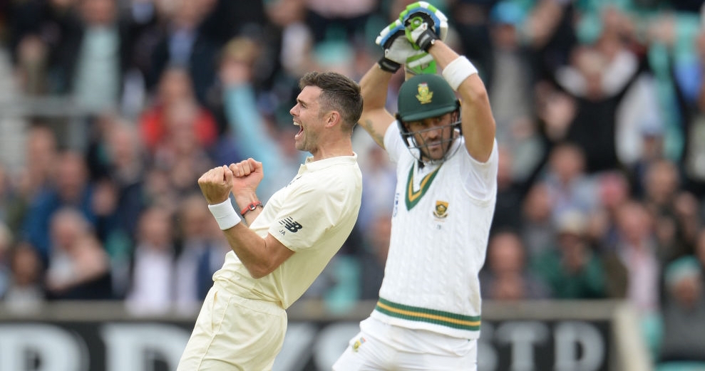 Anderson seeks pink-ball tips from Proteas