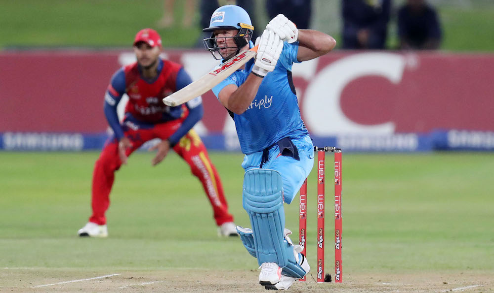 AB smashes KG for victory