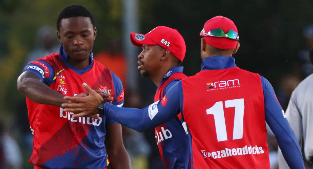 Rabada the key to Lions revival
