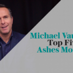 Vaughan's top five Ashes moments