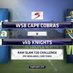 Watch Duminy save the Cobras