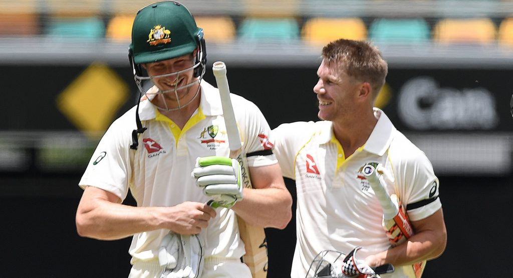 Aussies go one up in Ashes