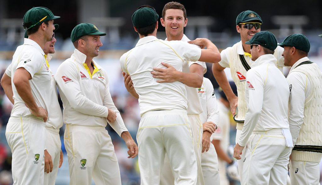 SA series 'tougher than the Ashes'