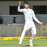 Maharaj gets Zim in a spin