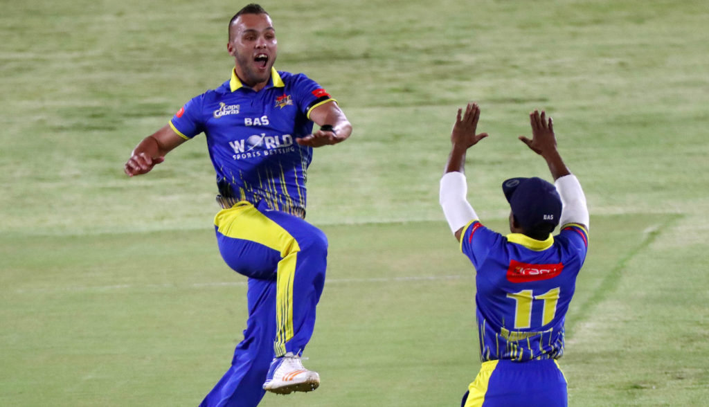 Payout for Global T20 players
