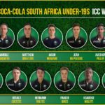 No surprises in SA U19 WC squad